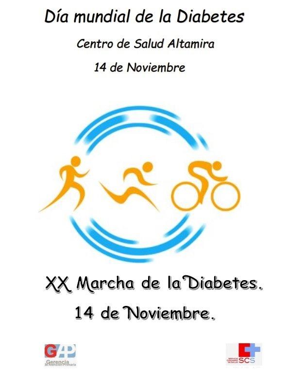 centros de salud para la diabetes